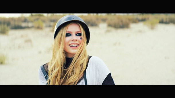 欧美MV.艾薇儿.Avril Lavigne.Rock N Roll.6.2G.1080P.mov