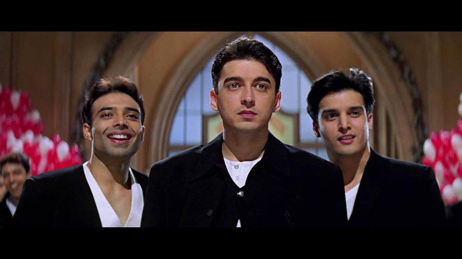 蓝光歌舞MV.Top 40 Yash Raj Videos.40首印度电影精选歌舞集锦2011.42.2G.1080P蓝光原盘