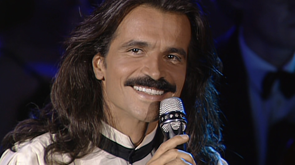雅尼.雅典卫城音乐会 Yanni Acropolis 25.25周年1994纪念现场演唱会.38.3G.1080P蓝光原盘
